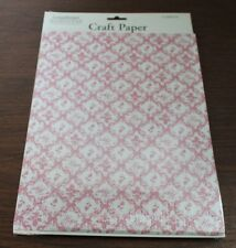 New LONGABERGER Horizon of Hope Craft Paper Scrapbooking 12 pages
