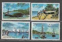 San Vincent-Grenadines - Mail Yvert 30/3 MNH Views Of Bequia