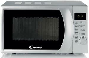 Forno A Microonde Candy 20 Litri 700 W Acciaio Inox CMG 2071 DS