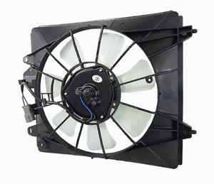 Air Con Condenser Fan To Suit Honda RE CRV CR-V 2007-2012