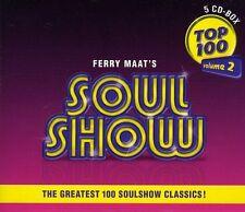 Various Artists, Sou - Soulshow Top 100 / Various [New CD]