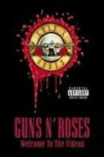 Guns N Roses Welcome to The Videos 0602498613368 DVD Region 2