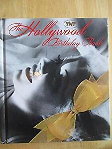 TNT Hollywood Birthday Book Hardcover John Lynch