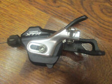 SHIMANIO XTR SL-M980 2X or 3X DOUBLE or TRIPLE LEFT FRONT TRIGGEER SHIFTER