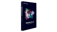 Editing software - EDIUS Pro 9 (Serial code)