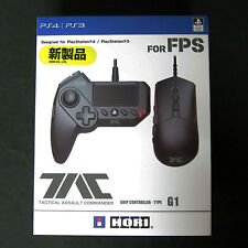 Official Sony Licensed PS4 PS3 PC Hori Tac 4 G1 Tactical Assault Commander Mouse