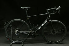 2018 Specialized Roubaix Pro 58cm Black/White Dura Ace Carbon Roval Demo Model