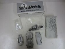 Marsh Models MM13C CHAPARRAL G.S. Road America Thundersport 1/43 Resin Kit