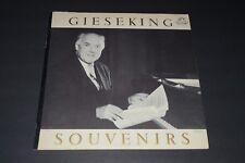 Walter Gieseking~Souvenirs~1895-1956~Mozart, Chopin, Schumann, Debussy~Inner