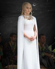 Emilia Clarke 8x10  Photo #80 Game of Thrones