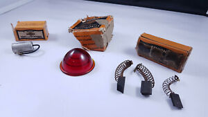 Lot de pièces d'origine pour HARLEY DAVIDSON années 30 Genuine parts NOS