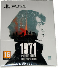 Juego Playstation 4 1971 Project Helios Collector's Edition Nuevo New España PS4
