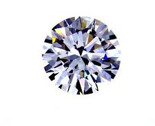 GIA Certified Natural Round Cut Natural Loose Diamond 1.01 CT E Color VVS2