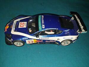 SCX SSTON MARTIN RED BULL SLOT CAR