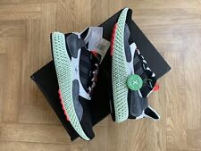 Adidas ZX 4000D Futurecraft Onix Uk Size 10.5 Boxed New Quality Shoe
