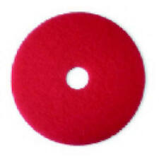 17 Red Buffer Floor Pad Pack Of 5