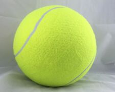 New 10''/25cm Giant Jumbo Tennis Ball Toy Autographs Signatures Kids Game