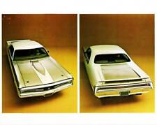Old Print.  1970 Chrysler 300H (Hurst) - Automobile