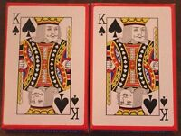2 Decks Deck Playing Cards Set Durable Standard Sealed NEW