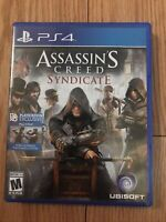 Assassin's Creed: Syndicate (Sony PlayStation 4, 2015) Region Free