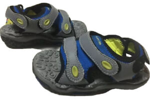 New Stride Rite Outdoor Water Sandals Batra Amphibians Blue Gray 10 M