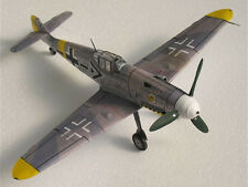 1:32 Scale Messerschmit German BF-109 Fighter Aircraft Handcraft Paper Model Kit