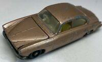 Vintage Matchbox Lesney No 28 Jaguar MK 10