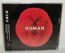 Japan Masaharu Fukuyama HUMAN 2014 Taiwan 2-CD -Normal Edition-