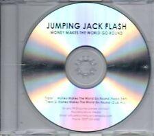(310Z) Jumping Jack Flash, Money Makes The... - DJ CD