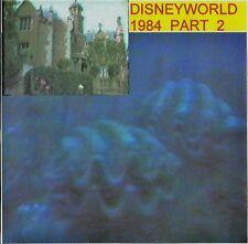 Vintage Walt Disneyworld 1984 DVD part 2  Tiki Birds  20,000 League and more