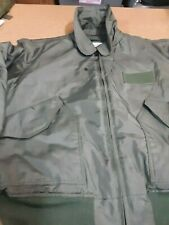 GENUINE ISSUE Nomex CWU 45/P COLD WEATHER Flight Jacket . New XL 46-48