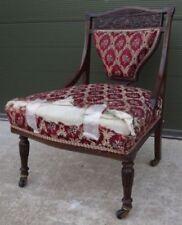 Walnut Original Victorian Victorian Chairs (1837-1901)