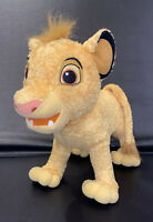 Playskool Disney's The Lion King: Interactive My Singin' Simba Interactive Plush