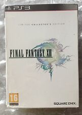NEW FACTORY SEALED FINAL FANTASY XIII 13 COLLECTORS' FOR PS3 SONY PLAYSTATION 3