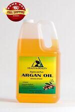 ARGAN OIL REFINED ORGANIC MOROCCAN by H&B Oils Center COLD PRESSED PURE 7 LB
