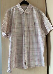 Mens Wrangler Short Sleeved Shirt - Size XXL