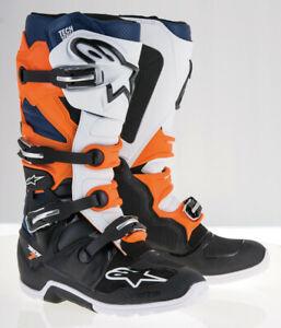 Alpinestars Tech 7 Boots Enduro Graphics 2012114-1427-11