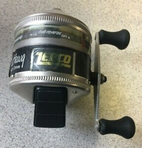 Vintage ZEBCO 733 The Hawg Direct Drive Fishing Reel USA