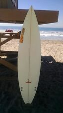 "Warner Surfboards WB007-US003: 6'4"" Short Board Hand Shaped In Australia"