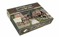 Fantasy Battle Systems Figure Wargames Terrain Village - Multi Level Tabletop