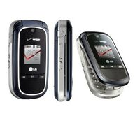 LG VX8360 - Blue (Verizon) Cellular Phone Page Plus Straight Talk