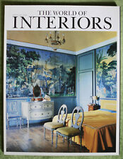 The World of Interiors magazine March 2004