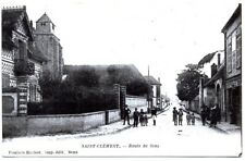 (S-105768) FRANCE - 89 - ST CLEMENT CPA