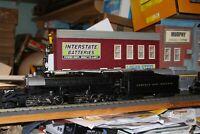 Rail king  BY MTH O gauge 2-8-8-2 Y6b Steam Loco W/Proto 2.0 New # 30-1163-1 NW