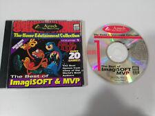 THE BEST OF IMAGISOFT & MVP ARCADE AZTECH PC ENGLISH VERSION CD-ROM