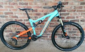 Lapierre Zesty 327 Full Suspension Mountain Bike MTB (Medium) 27.5