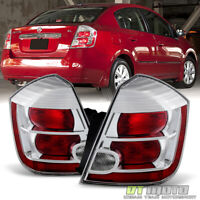 For 2010 2011 2012 Sentra Tail Lights Brake Lamps Replacement Rear Left+Right