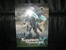 Xenoblade Chronicles X collectors edition Prima games guide NEW & SEALED
