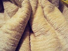 1 SUPER Thermo Winter Chenille Vorhang Gardine beige EXTRABREIT  B/H 170 x 245cm