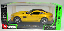 Mercedes AMG Gt Yellow Scale 1:3 2 by Bburago